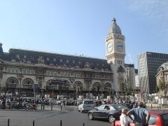 Métropolitain, station Gare de Lyon -  Gare de Lyon