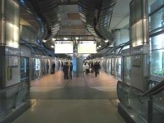 Métropolitain, station Gare de Lyon -  Métro de Paris, Station Gare de Lyon (ligne 14), Paris, France