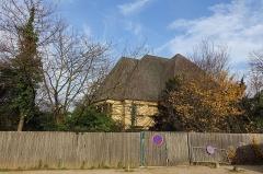 Ancien musée du Bois, actuellement Institut International Bouddhique -  Grande Pagode du Bois de Vincennes @ Lac Daumesnil @ Bois de Vincennes @ Paris