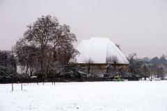 Ancien musée du Bois, actuellement Institut International Bouddhique -  Pagode de Vincennes, Paris.