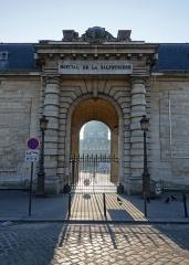 Hôpital de la Salpêtrière -  Hopital Pitié-Salpêtrière @ Paris