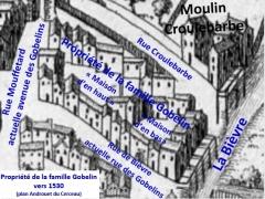 Maison - Français:   Gobelins vers 1530