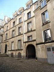 Maison - Français:   Rue des Gobelins 3