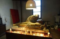 Eglise Notre-Dame-du-Travail -  Jesus @ Notre Dame du Travail @ Paris  Église Notre-Dame-du-Travail, 36 Rue Guilleminot, 75014 Paris, France.