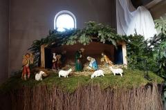 Eglise Notre-Dame-du-Travail -  Nativity scene @ Notre Dame du Travail @ Paris   Église Notre-Dame-du-Travail, 36 Rue Guilleminot, 75014 Paris, France.