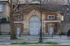 Hôpital Cochin (ancien noviciat des Capucins) - English: 111 Boulevard de Port-Royal in Paris, France