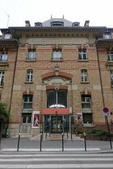 Hôpital Cochin (ancien noviciat des Capucins) -  Hôpital Cochin @ Paris