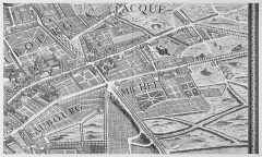 Hôpital Cochin (ancien noviciat des Capucins) - French engraver