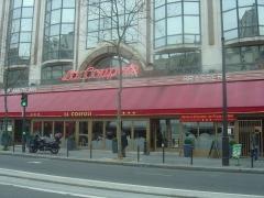 Restaurant La Coupole - Ελληνικά: Το Καφέ Λα Κουπόλ, Παρίσι - Μονπαρνάς, 2011