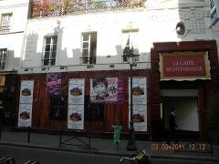 Théâtre de la Gaité-Montparnasse - English: Theatre La Gaite de Montparnasse, Paris