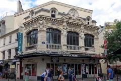 Théâtre Montparnasse-Gaston Baty -  Theatre Montparnasse à Paris