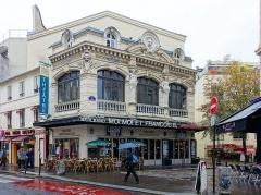 Théâtre Montparnasse-Gaston Baty -  Theatre @ Montparnasse @ Paris