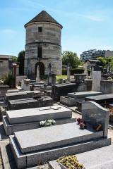 Cimetière Montparnasse -  Montparnasse
