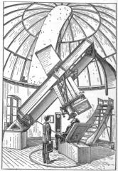 Observatoire de Paris - English: EB1911 Paris Observatory Instrument