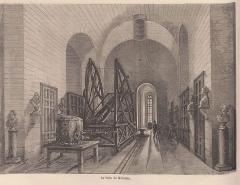 Observatoire de Paris - Vue de l'Observatoire de Paris. - 2