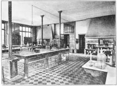 Institut Pasteur - English: Laboratory of Dr Roux at the Pasteur Institute