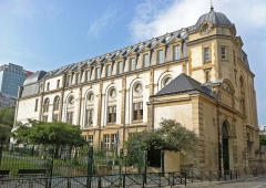 Collège des jésuites de l'Immaculée Conception - English: Campus of Pantheon-Assas University at rue de Vaugirard.
