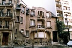 Ancien hôtel Mezzara -