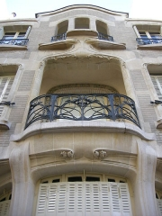 Ancien hôtel Mezzara -  Hotel mezzara 1911,