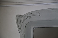 Ancien hôtel Mezzara - English: Hotel Mezzara (Paris XVI) detail of stucco