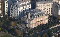 Hôtel - Français:   Hôtel particulier au 5, place d'Iéna, à Paris (16°)