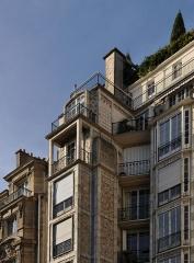 Immeuble -  25 bis Rue Benjamin Franklin, 75116 Paris, France.