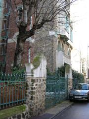 Immeuble dit Castel Béranger -  Castel Béranger
