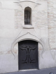 Immeuble Jassédé -  Immeuble Jassédé, Avenue de Versailles, Paris, France.