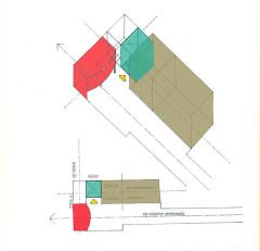 Villa La Roche, actuellement Fondation Le Corbusier - English: Conexion nuclear