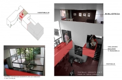 Villa La Roche, actuellement Fondation Le Corbusier - English: Esquema del Vestibulo