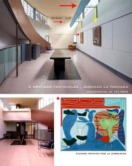 Villa La Roche, actuellement Fondation Le Corbusier - English: Galería de cuadros