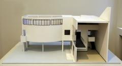 Villa La Roche, actuellement Fondation Le Corbusier - English: Architectural models in the Gemeentemuseum Den Haag