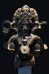 Musée Guimet - Français:   Madhya Pradesh, région de Gwalior, XI-XIIe s