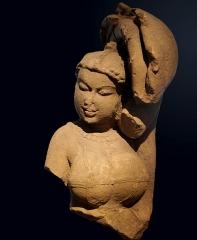 Musée Guimet - Français:   Madhya Pradesh ou Rajastan, X-XIe s