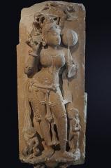 Musée Guimet - Français:   Rajastan, Xe s