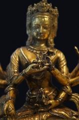 Musée Guimet - Népal, XVII-XVIIIe s