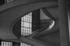 Palais d'Iéna, ancien Musée des Travaux Publics, actuel Conseil économique et social -  Paris 16e