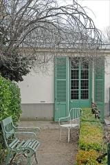 Pavillon de Balzac, actuellement musée -  Jardin et Maison de Balzac (Paris)