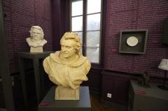 Pavillon de Balzac, actuellement musée - English: Maison de Balzac, 47, rue Raynouard, Paris.