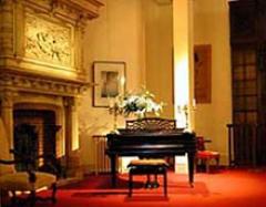 Ancien théâtre, actuellement cinéma Ranelagh - Français:   Foyer du Théâtre Le Ranelagh