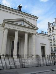 Eglise Sainte-Marie-des-Batignolles -  Paris 2012