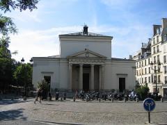 Eglise Sainte-Marie-des-Batignolles - Deutsch: Kirche Sainte-Marie des Batignolles, Paris