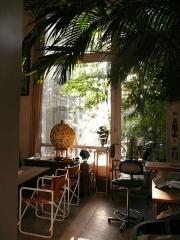Le Bateau Lavoir - English:   Rozsda atelier in Bateau-Lavoir, Paris
