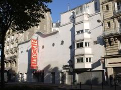 Café-Concert La Cigale - English: Music hall theatre La Cigale, Paris