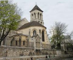 Eglise Saint-Pierre-de-Montmartre - Русский: Церковь Св.Петра на Монмартре