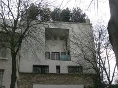 Maison de Tristan Tzara - Français:   Maison de Tristan Tzara, avenue Junot