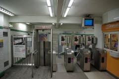 Métropolitain, station Pigalle - Deutsch: Station Pigalle der Pariser Metro
