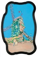 Moulin de la Galette - Español:   Le Moulin de la Galette por Benito Laren