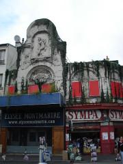 Théâtre de l'Elysée-Montmartre, ancien dancing -  Elysée Montmartre