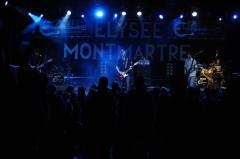 Théâtre de l'Elysée-Montmartre, ancien dancing - Français:   Soirée Emergenza à l\'Elysée Montmartre